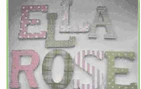 painting wooden letters for baby room contemporary painted lilolarada you with regard to 15