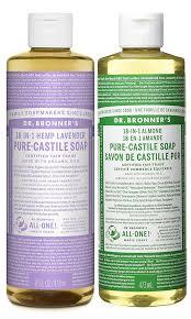 strong dr bronner s magic soap organic lavender oil pure castile soap liquid