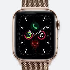 Apple Watch Series 5 GPS + Cellular ...