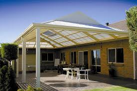 Attached Gable Patio Cover Plans Patio Designs