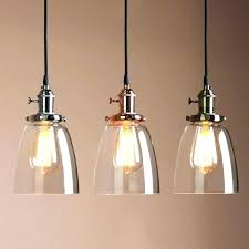 diy glass insulator pendant light lights antique