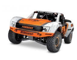 <b>Радиоуправляемая машина Traxxas Unlimited</b> Desert Racer 85076-4