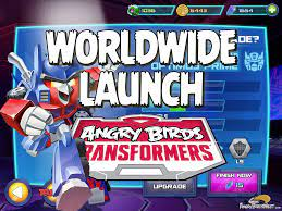 Angry Birds Transformers Rolls Out Worldwide on iOS