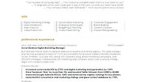 Audio Specialist Sample Resume Best Email Marketing Specialist Resume Sample New Samples Hiring Managers
