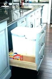 kitchen size trash can average size of kitchen trash can kitchen size trash can kitchen trash