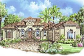 175 1077 1 bedroom 3508 sq ft coastal house plan 175 1077 front