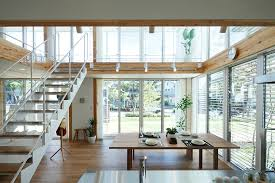 Japanese Style House Indoor