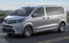 3D model Toyota Proace Verso | CGTrader