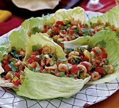 prawn avocado escab atilde uml che recipe bbc good food prawn avocado escabatildeumlche