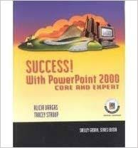 Success! with Powerpoint 2000 Core and Expert: Amazon.in: Gaskin ...