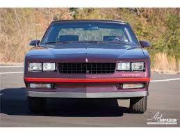 1985 to 1987 Chevrolet Monte Carlo SS for Sale