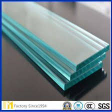2mm 12mm beveled tempered clear float glass for home appliance