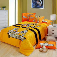 transformers bedding set
