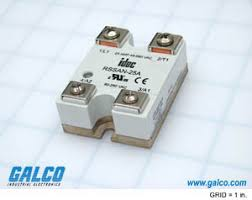 rssan 25a idec solid state relays galco industrial electronics package image