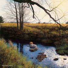 hyper realistic watercolor painting steven kozar