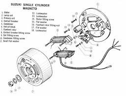dan s motorcycle flywheel magnetos let s talk about the points system