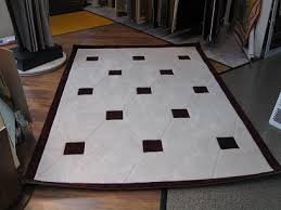 custom area rugs binding acme carpet one floor home