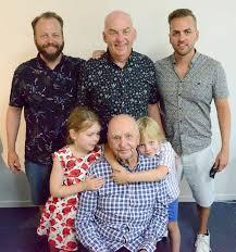 Crete veteran celebrates 100th birthday at Whangamata RSA - NZ Herald