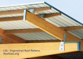 lvl engineered roof rafters