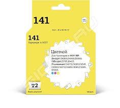 <b>Картридж</b> для HP Deskjet D4263, D4363, D5360 (<b>T2 IC</b>-<b>H337</b> ...
