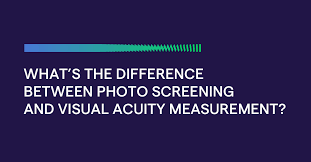 Whats The Difference Between Photo Screening And Visual