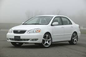 toyota corolla 2005 white. Wonderful Toyota 2005 Toyota Corolla LE 13 Throughout White W