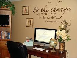 inexpensive office decor. Work Office Decorating Ideas Medium Size Of Decoration For Within Lovely Chic Decor Pictures . Inexpensive S