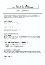 For 40 Year Olds Resume Templates Pinterest Resume Templates Mesmerizing 16 Year Old Resume