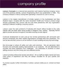 Company Bio Template Interesting Customer Profile Template Free Letscookvegan