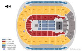 42 Accurate Seating Chart For Scotiabank Saddledome