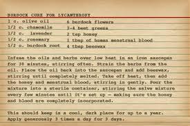 vine recipe card template