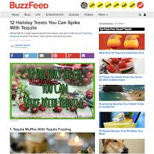 attitudes to advertising digital news report  buzzfeed tequila