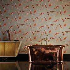 Chinoiserie wallpaper has made a total comeback and feels so fresh and  exciting in new colourways