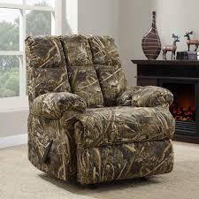 item 4 rocker recliner chair rustic camouflage man cave cabin furniture camo hunter new rocker recliner chair rustic camouflage man cave cabin furniture