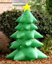 Christmas tree inflatable outdoor Yard Christmas tree decoration ...