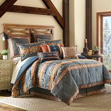 southwestern decor bedding