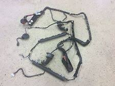 jeep cherokee wiring harness 2001 jeep grand cherokee wj 4 0l complete passenger side interior wiring harness
