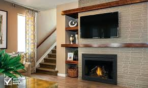 napoleon gas fireplaces insert infrared series