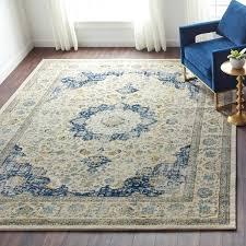 8x10 rugs on evoke ivory blue rug 8x10 rugs