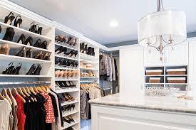 Walk in closet lighting Shaped Custom Closet Closet America Walk In Closet Lighting Ideas That Make Your Custom Design Even More