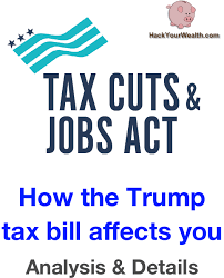 Tax Print 21 Useful Charts How The Final Trump Tax Bill Affects You Analysis And