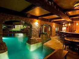 home indoor pool with bar. Indoor \u0026 Outdoor Pool Home With Bar N
