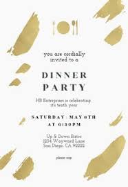 dinner party invites templates dinner party invitation templates free greetings island