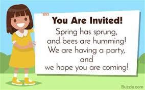 dinner invitation sample ways to formulate catchy birthday invitation wordings for kids