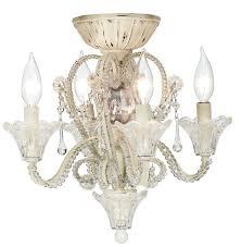crystal ceiling fan light kit photo 8