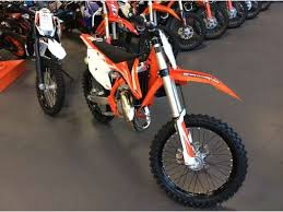 ktm 125 sx dirt bike motorcycles for sale cycletrader com