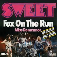 <b>Fox on</b> the Run (<b>Sweet</b> song) - Wikipedia