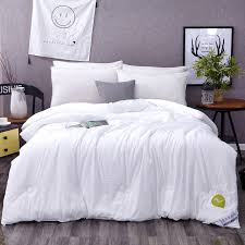 chinese silk comforter. Delighful Comforter Funda Nordica 100 Chinese Silk Comforter Summer Winter Quilt Mulberry  Blanket King With H