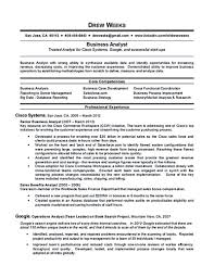 Cover Letter Obiee Business Analyst Resume Sample Jobs Example For