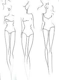Image Result For Fashion Illustration Sketches Templates Template Male